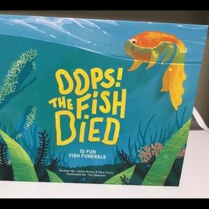 Oops! The Fish Died Children's Book